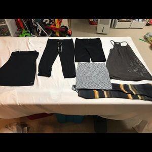Women's clothing lot size large
